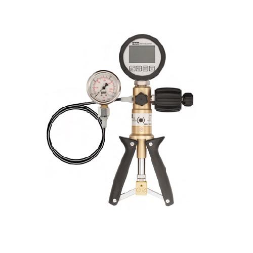 Testovací sady manometrů a tlakových senzorů