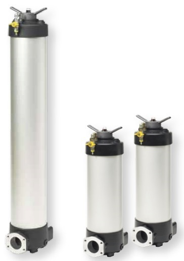 130N-Eco - hydraulický středotlaký vratný filtr