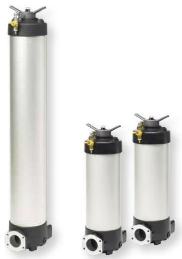 130S-Eco - hydraulický středotlaký vratný filtr