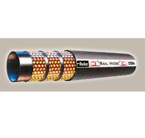 372RH - vysokotlaká hadice s pláštěm zpomalující hoření No-Skive