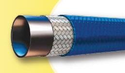 821FR - Push-Lok hadice s pláštěm zpomalující hoření
