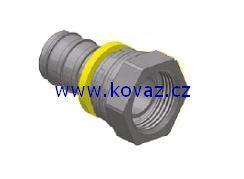 92 - Push-Lok koncovka DKR nástrčná přímá s maticí