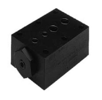 CPS - hydraulický zpětný ventil pilotně ovládaný