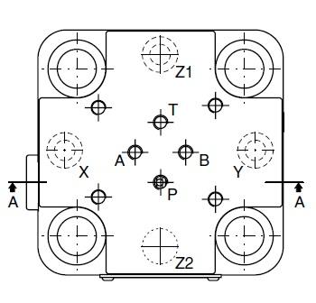 C_VA - víko s přepínacím ventilem