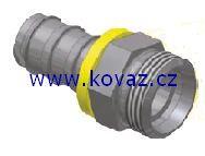 D0 - Push-Lok koncovka CEL nástrčné hrdlo přímé
