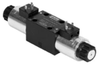 D1FB - proporcionální přímo řízený ventil