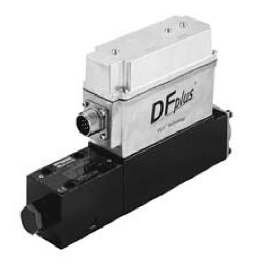 D1FP - proporcionální přímo řízený ventil