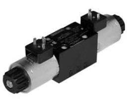 Hydraulické rozvaděče indukční se snímání polohy