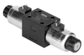 D3FB - proporcionální přímo řízený ventil