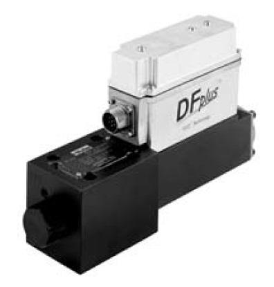 D3FP - proporcionální přímo řízený ventil