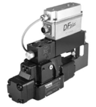 D3_111FP - proporcionální nepřímo řízený ventil