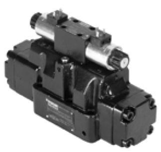 D3_111FB - proporcionální nepřímo řízený ventil