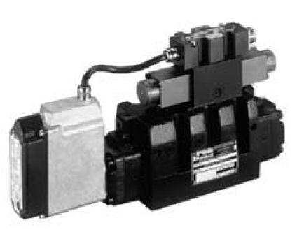 D3_111FH - proporcionální nepřímo řízený ventil