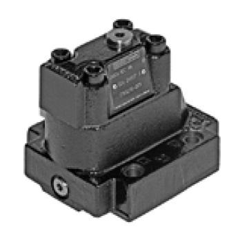D4S - hydraulický směrový sedlový ventil