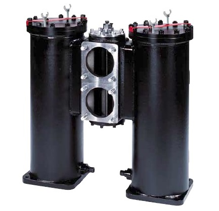 DF2070 - hydraulický dvojitý filtr Parker