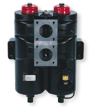 DF2089 - hydraulický dvojitý filtr Parker