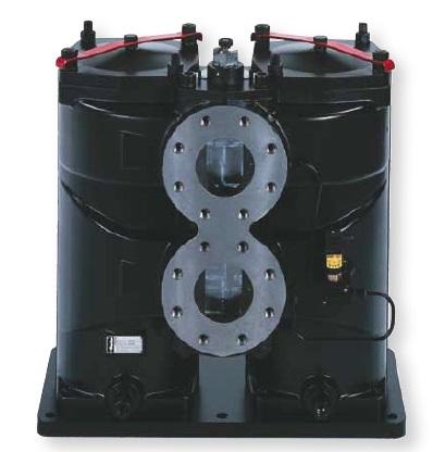 DF2110 - hydraulický dvojitý filtr Parker