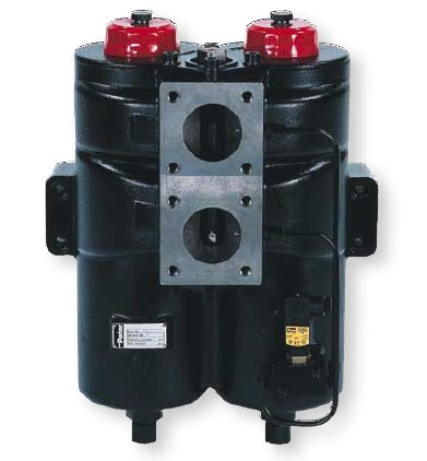 DF60 - hydraulický dvojitý filtr Parker