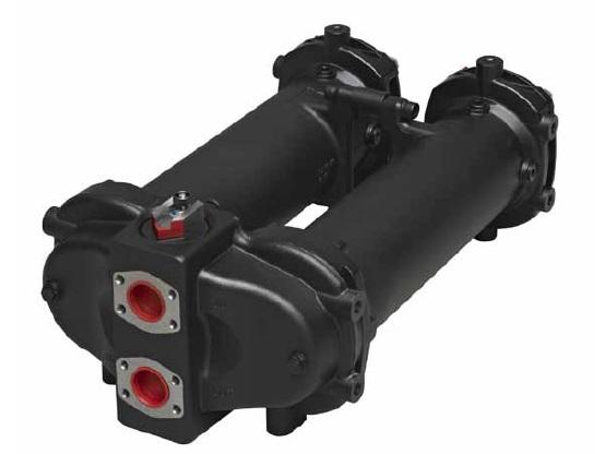 DF65 - hydraulický dvojitý filtr Parker