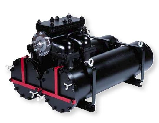 DFH2060 - hydraulický dvojitý filtr Parker