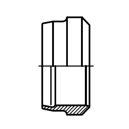 DPR - hydraulický progresivní nerezový zářezný kroužek