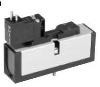 DX01 - kompaktní ventil ovládaný s elektrickou cívkou