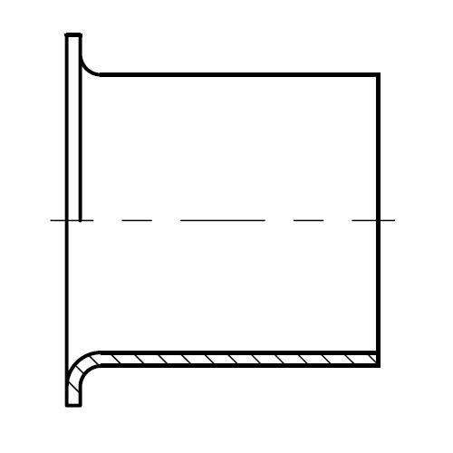 E - mosazné výztužné vložky šroubení