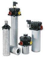 ETF - hydraulický nízkotlaký vratný filtr Parker