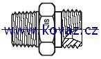 F3P4 - hydraulický adaptér přímý