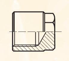 FN4BL - pneumatická zátka adaptéru