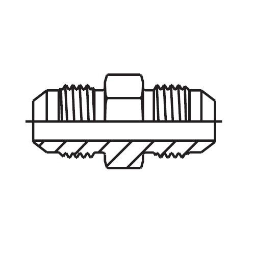 HMTX - hydraulická spojka šroubení Triple-Lok® 37°