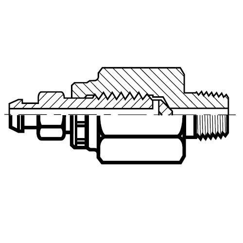 HPBA - hydraulická odvzdušňovací zátka O-Lok