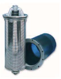 IN\AGB - hydraulický nízkotlaký vratný filtr Parker