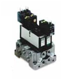 Kompaktní ventily řady ISOMAX, dle normy ISO 15407-1