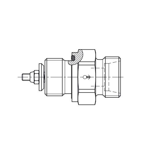 LRV - pojistný ventil