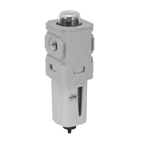 Koalescenční a absorbční filtry pro úpravu vzduchu