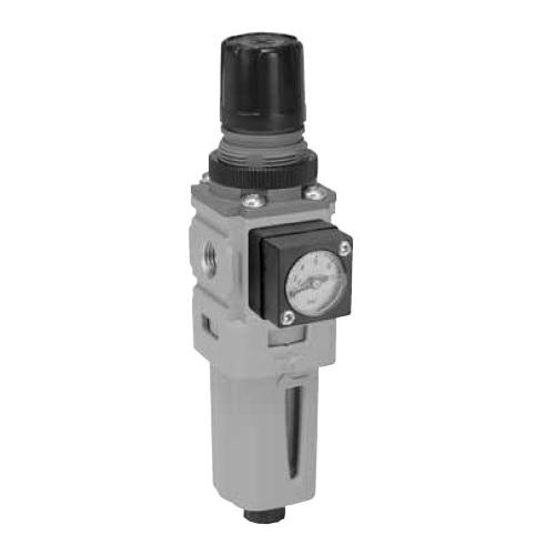 Filtr-regulátor pro úpravu vzduchu