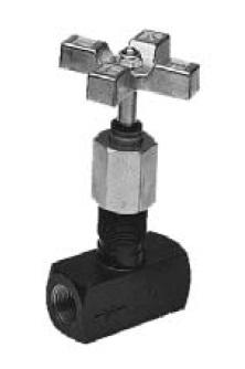 MV-9MV - hydraulický jehlový ventil
