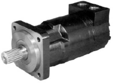 Orbitální hydromotory Parker TK
