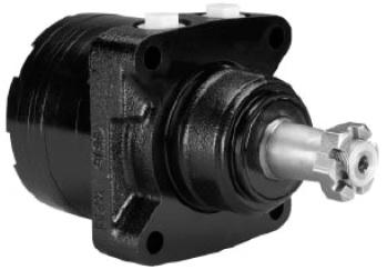 Orbitální hydromotory Parker TL