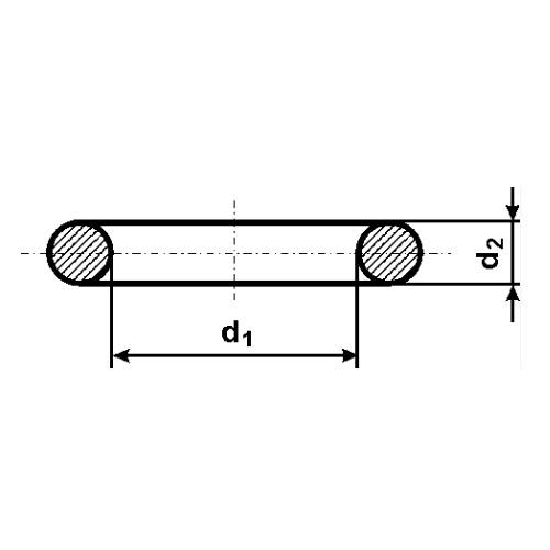O-kroužky NBR