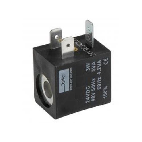 Elektromagnetické cívky pro pneumatické ventily 22x30mm