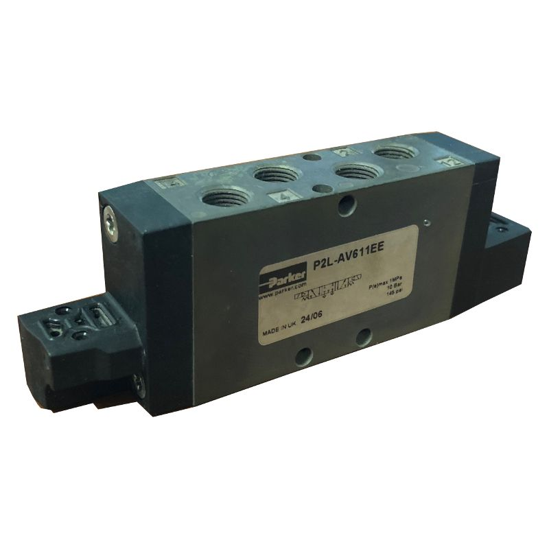 Pneumatické elektricky ovládané ventily P2L 15mm