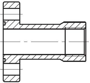 PFL - vysokotlaká plochá dlouhá příruba zubového čerpadla