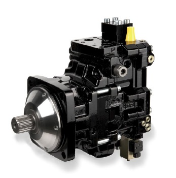 Pístové motory s variabilním zdvih. objemem Parker V12, V14, T12