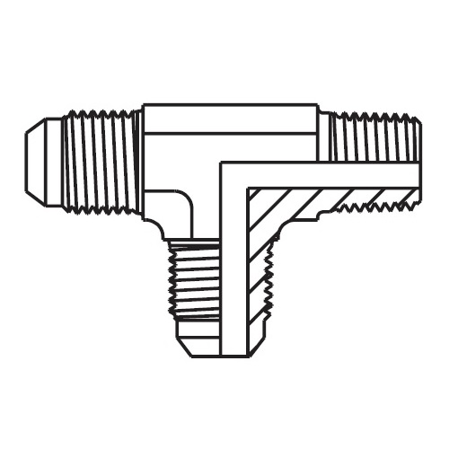 R3MX - hydraulická EL spojka Triple-Lok® 37°