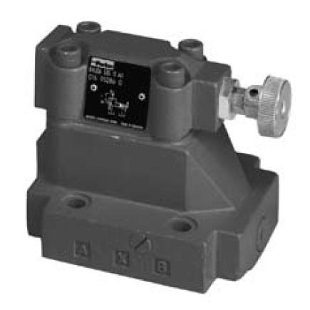 Odpojovací ventil RU4_R4S_R4R
