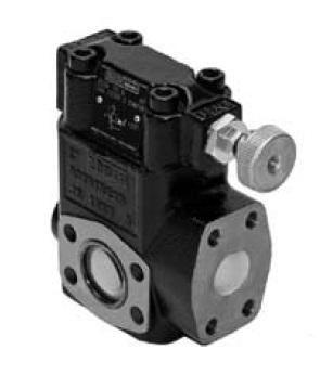 R5U - hydraulický nepřímo řízený tlakový odpojovací ventil