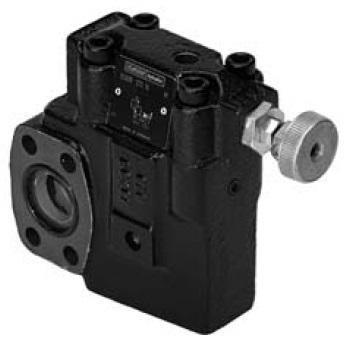 R5V - hydraulický nepřímo řízený tlakový pojistný ventil