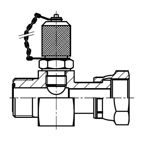 R6P4MLO - hydraulický zkušební konektor O-Lok